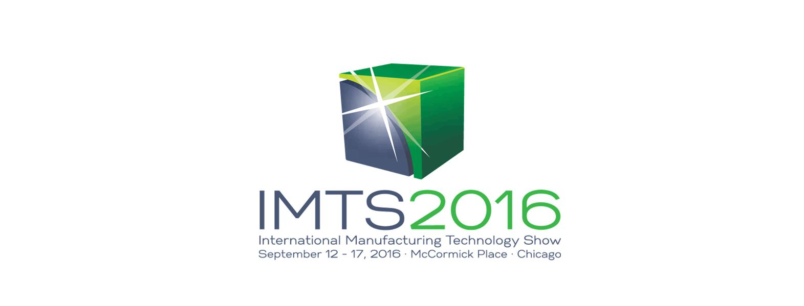 The International Manufacturing Technology Show 2016
